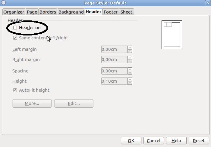 """Cara Membuang text """"Sheet"""" dan """"Page"""" pada Footer dan Header Openoffice Calc-1"""